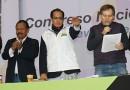 CON LLAMADO A LA UNIDAD DE LAS IZQUIERDAS, CONCLUYE PRIMER CONGRESO NACIONAL DEL MNE